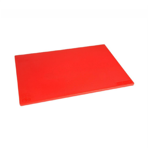 Hygiplas Anti-bacterial Low Density Chopping Board Red - HC859
